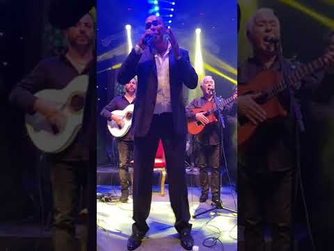 AMOR DE UN DÍA - CANUT REYES - Gipsy Kings & Chico & The Gypsies - Patio de Camargue 14.10.2017