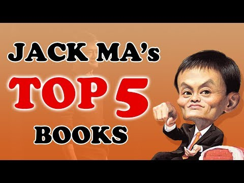 Jack Ma's top 5 Book Recommendations | Alibaba CEO | Facts | Philanthropist