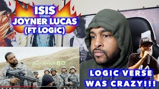 Isi JOYNER LUCAS ft LOGIC WE COULD 39 VE HAD THIS ALL ALONG REACTION.mp3