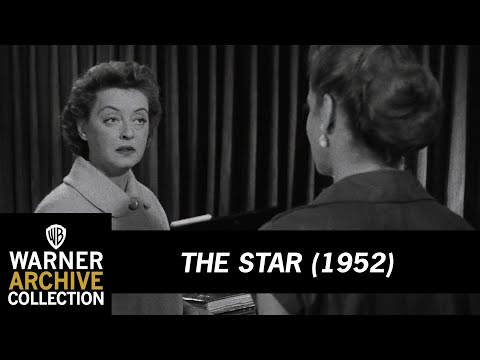 The Star (1952) – Did  You Come For Money?