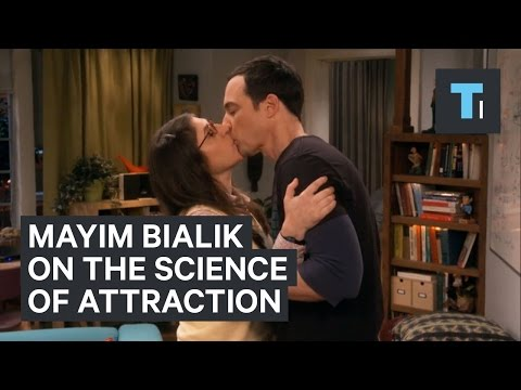 """Mayim Bialik of """"The Big Bang Theory"""" on the science of attraction"""