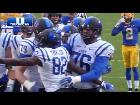 Chris Taylor Sophomore Duke Highlights    The Future    Wide Receiver
