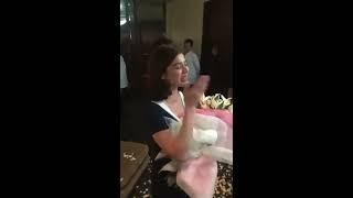 Anne Curtis Surprise Bridal Shower-Anne Naiyak