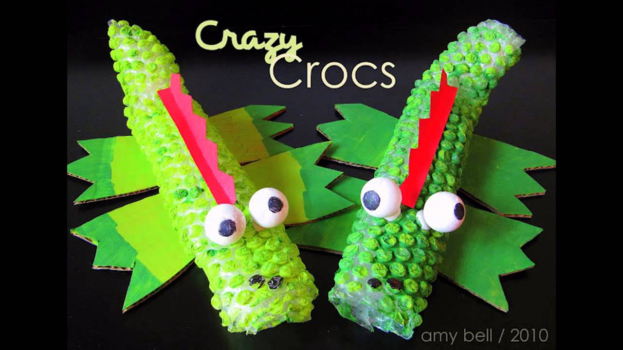 Easy and simple diy cool kids crafts youtube for Cool fun easy crafts