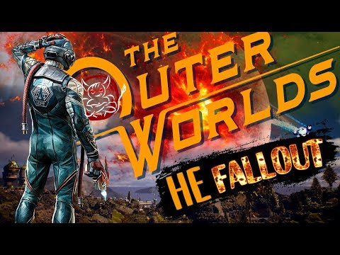 The Outer Worlds - Не Fallout от Боярского ! [Обзор]