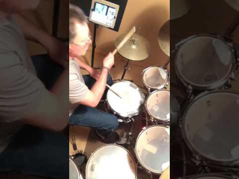 """Dave Naus on drums to """" Last Tango In Paris"""" Gato Barbieri"""