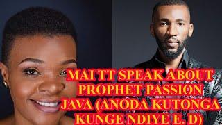 Mai tt Speak About Prophet passion java (nonsense Endesa Mastreet kidz Kuchikoro )