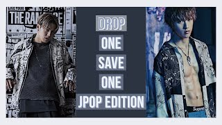 JPOP DROP ONE SAVE ONE +GIVEAWAY JAPAN CANDY BOX!!