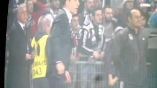 Beşiktaş vs Liverpool drekten kaçan gol demba BA
