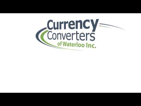 Currency Converters - Wire Transfers And Currency Exchange - Waterloo - 1-0303