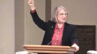 "Sharon E. Watkins Sermon: ""As If..."" - Part 3"
