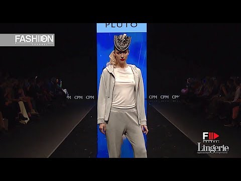 PLUTO GRAND DEFILE Lingerie Magazine Fall 2019 CP Moscow - Fashion Channel