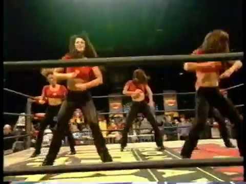 Nitro Girls video [1998-10-31]