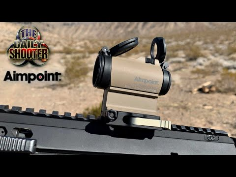AimPoint T2 FDE With QD Mount Review