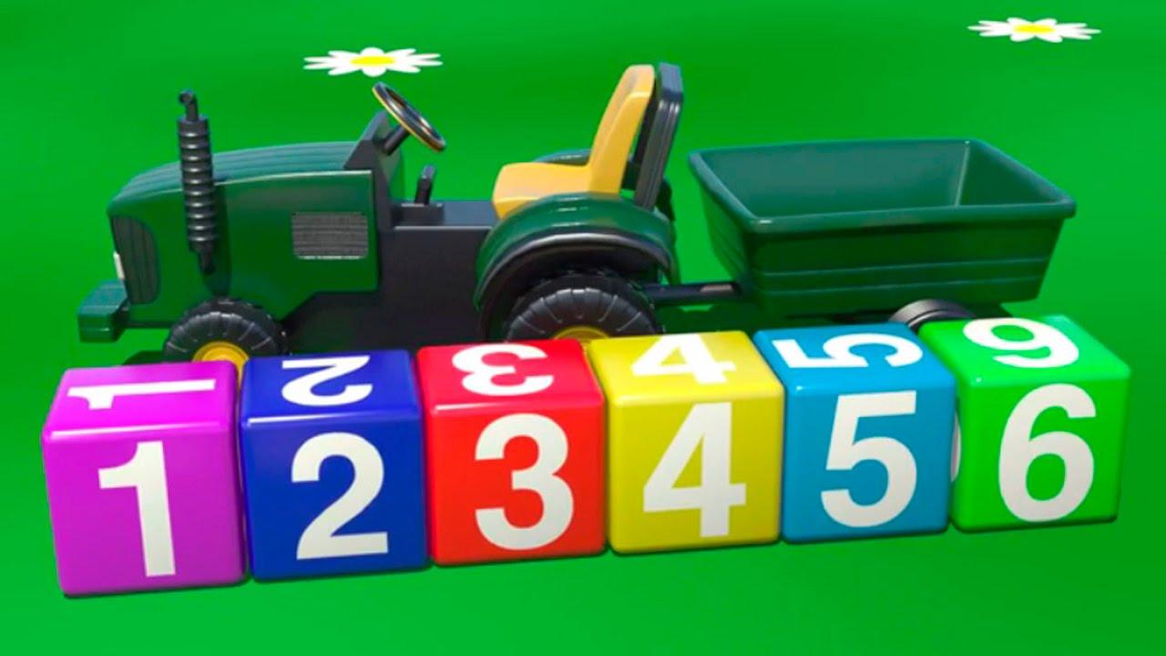 Cartoni animati per bambini macchine per bambini al parco giochi