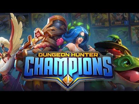 Dungeon Hunter Champions - ЛУЧШАЯ МОБИЛЬНАЯ RPG?