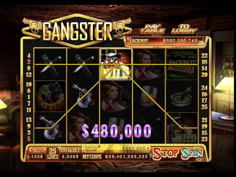 Casino gangsta rush game