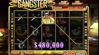DoubleU Casino Newest Game - Gangster slots!