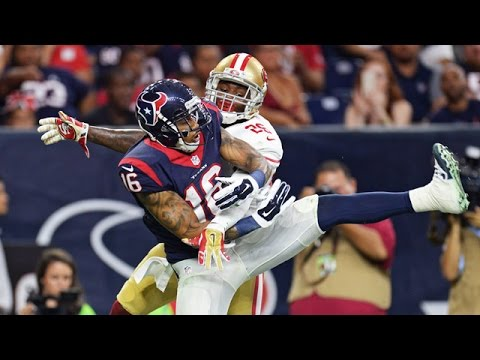 49ers vs. Texans 2015 NFL Preseason Week 1 highlights
