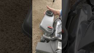How to switch Kirby Vacuum to Carpet Shampoo System!!!