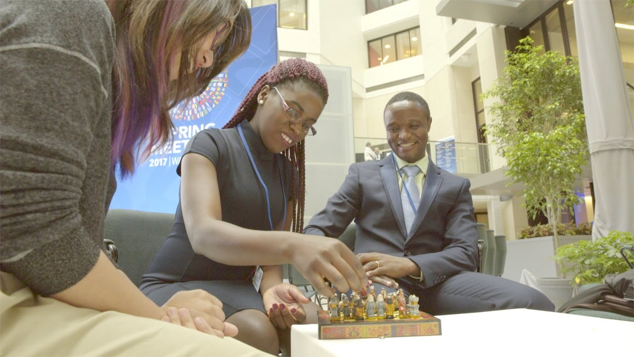 #PabsyLive: Real Queen of Katwe Strategizes to Empower Youth