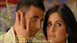Rishte Naate song with lyrics.mpg