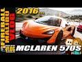 2016 #MCLAREN 570S Coupe!! - FMV206