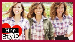 Heart's Secrets to the Perfect Plaid OOTD!