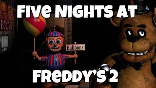 five nights at freddy s 2 i got a new job part 1 father and son gameplay