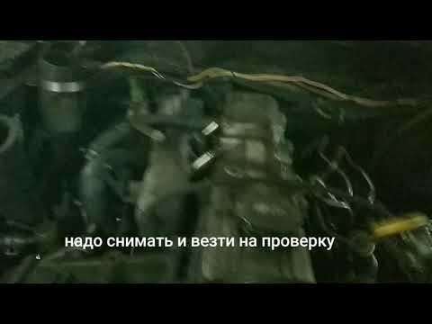 Киа Спортейдж метки ГРМ, выставляем зажигание.