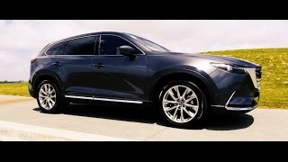 mazda cx 9 review looks tasty and drives that way too