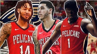 THE LIFE AFTER ANTHONY DAVIS PELICANS REBUILDING CHALLENGE IN NBA 2K19