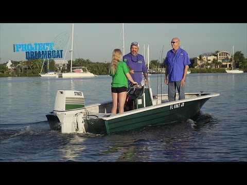Florida Sportsman Project Dreamboat - Boston Whaler Grind, MCU Fishing Excursion