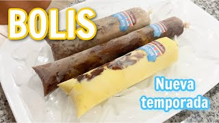 BOLIS GOURMET SNICKERS, CHIPS AHOY, BOSTON