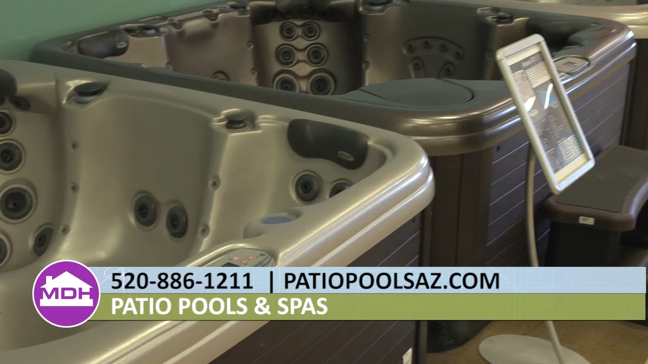 Why Jacuzzi Spa Hot Tubs Are Therapeutic With Isaac Horner Of Patio Pools U0026  Spas In Tucson, AZ