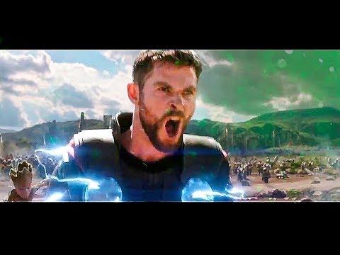 Tráiganme a Thanos!! ¿Como Thor supo donde estaba thanos? -InfinityWar