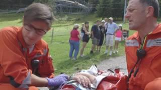 Rega: Dringender Einsatz für Rega 14 nach Gokart-Unfall