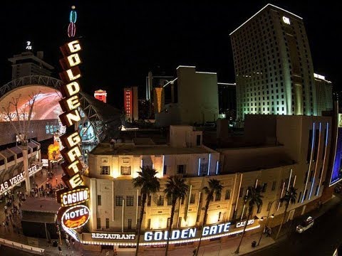 Golden Gate Las Vegas 4K