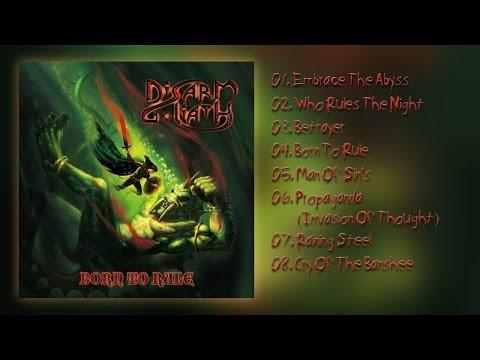 DISARM GOLIATH - Born To Rule [Full Album] 2012