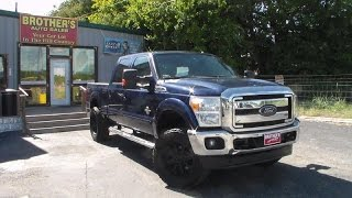 2012 Ford F250 Super Duty Lariat Powerstroke Review