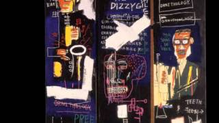 Jean-Michel Basquiat -Billie Holiday - My man don