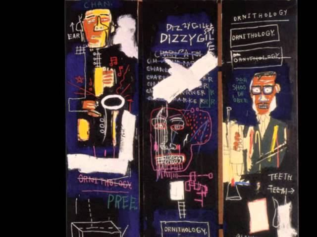 Jean-Michel Basquiat | Billie Holiday | My man don't love Me
