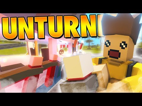 UNTURNED PARTY BUS!!! (Unturned Funny Moments)