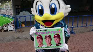 プロ野球のマスコットが面白い #千葉ロッテマリーンズ.