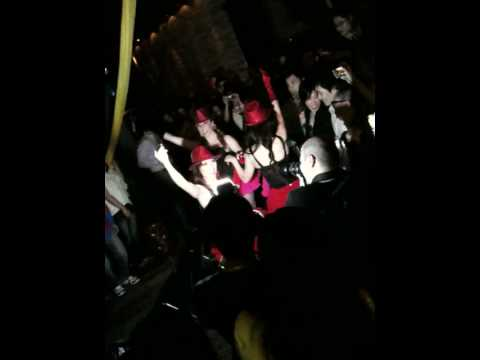 Mandy.T performing on Big Bang Broadway Baby @Solas Bar, HK - 22-Apr-2010