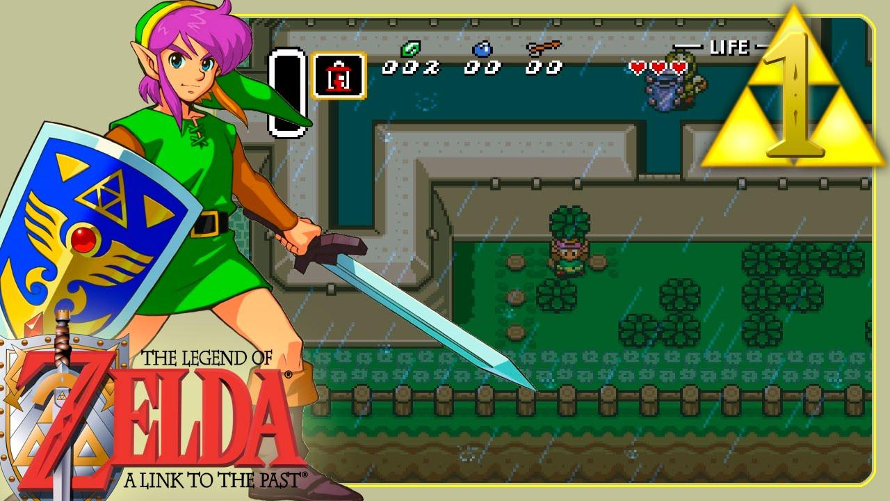 Resultado de imagen para Zelda: A Link to the Past (SNES)
