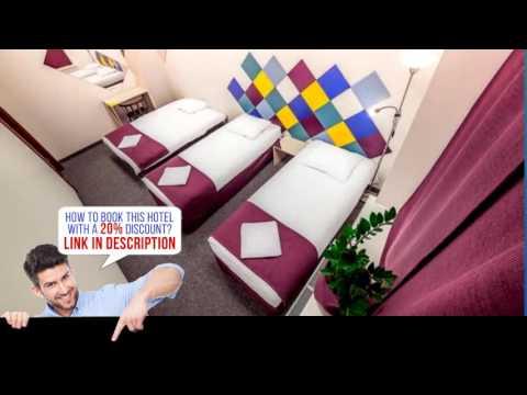 Mosaic Hotel, Rīga, Latvia, HD Review