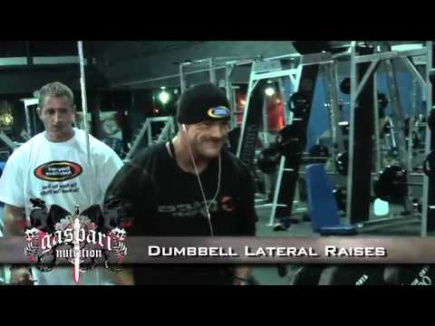 Training Series - Shoulder Training with Flex Lewis