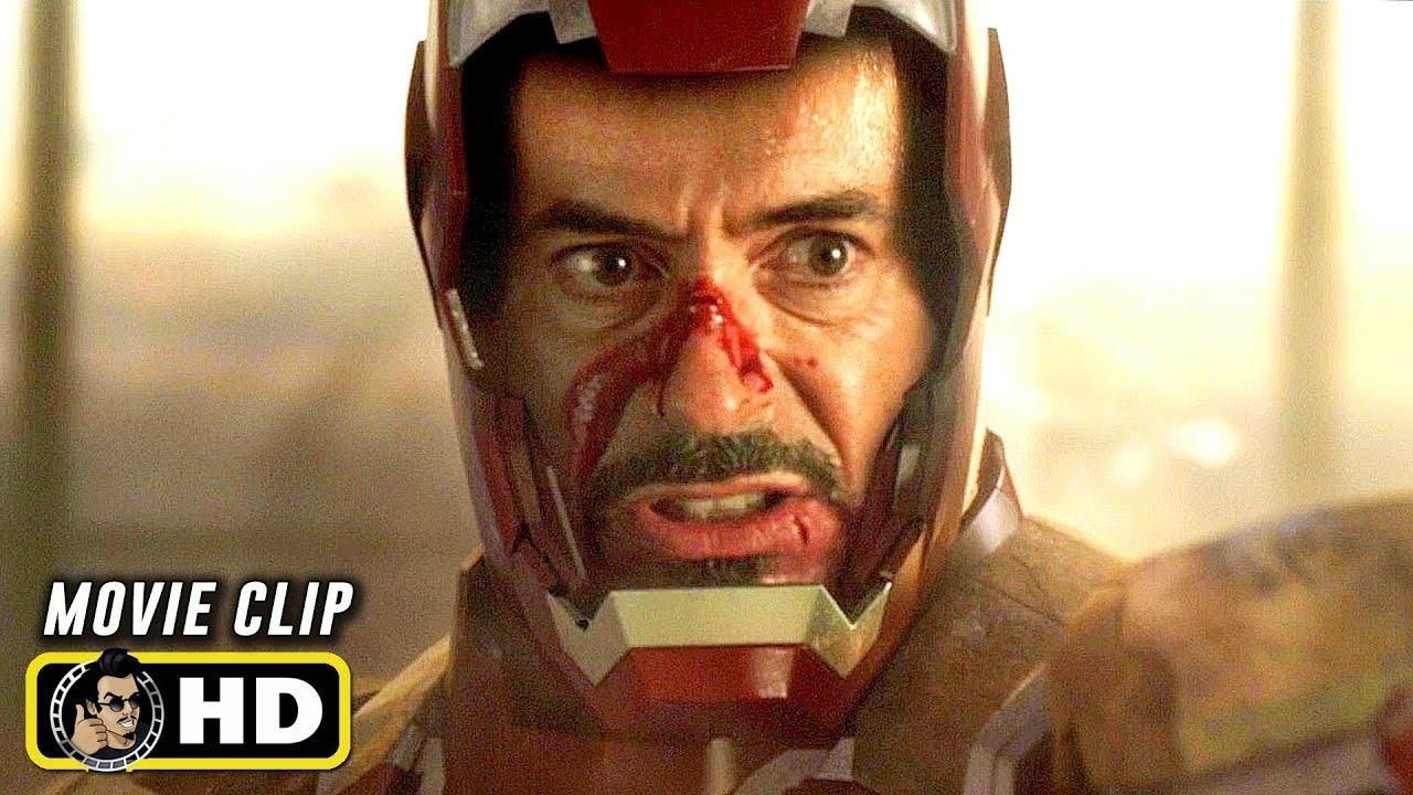 IRON MAN 3 (2013) Clip - Mansion Attack [HD] Robert Downey Jr.