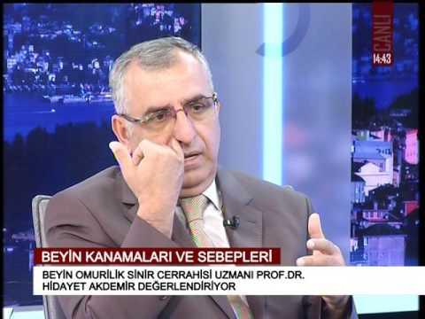 TV 5 CANLI YAYIN PROF DR. HİDAYET AKDEMİR